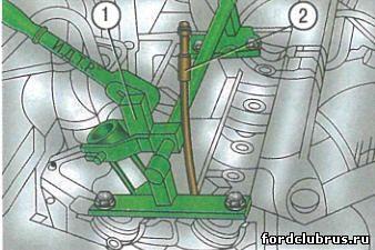 Приспособления для снятия пружин клапанов