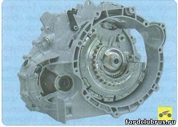 Роботизированная коробка передач Форд Фокус 3