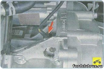 датчик положения коленчатого вала Форд Фокус 3