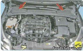 Система вентиляции Форд Фокус 3