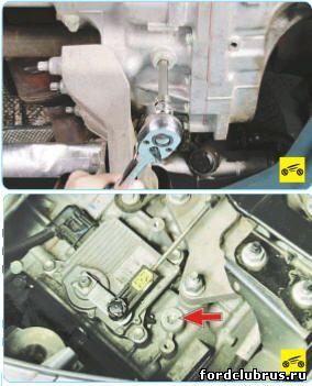 Замена масла в акпп форд мондео 4 своими руками видео