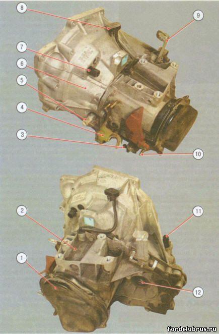 Механическая коробка передач Форд Фокус 2