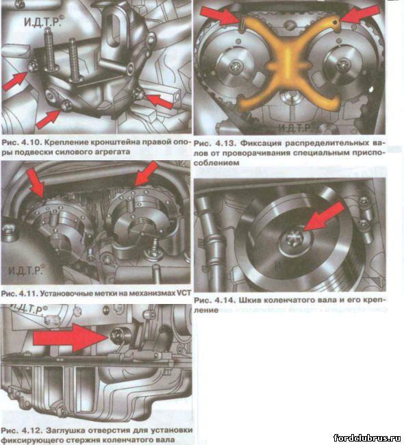 Замена ремня грм на форд-фокус-3 своими руками