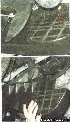 Как натянуть ремень генератора на форд фокусе 1