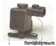 Клапан продувки адсорбера Фокус 1