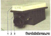 Воздушный фильтр Фокус 1