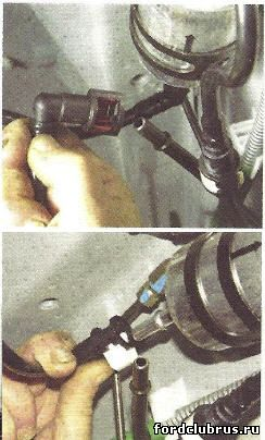 Замена топливного бака Форд фокус 1