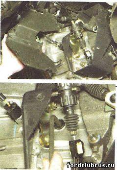 Проверка масла в МКПП Форд Фокус 1