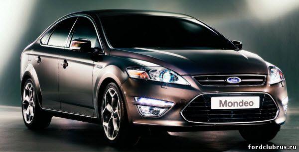 Установка сигнализации Ford Mondeo 2014