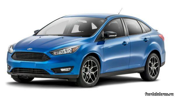 Установка сигнализации Ford Focus