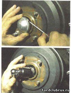 форд фокус цена ремонта подвески